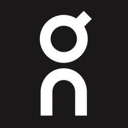 On running logo
